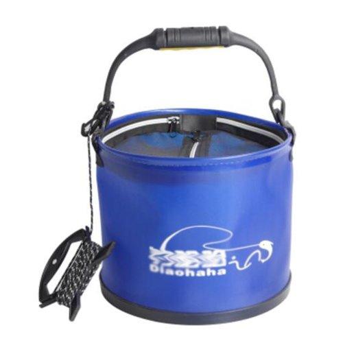 Portable Travel Wash Folding Bucket Multifunctional Collapsible Bucket-04