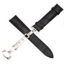 Fashion Watchbands Leather Watch Strap Waterproof Watch Chain  20 MM  A3