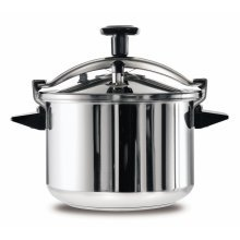 Tefal SEB Authentic Stainless Steel 6 Litre Pressure Cooker