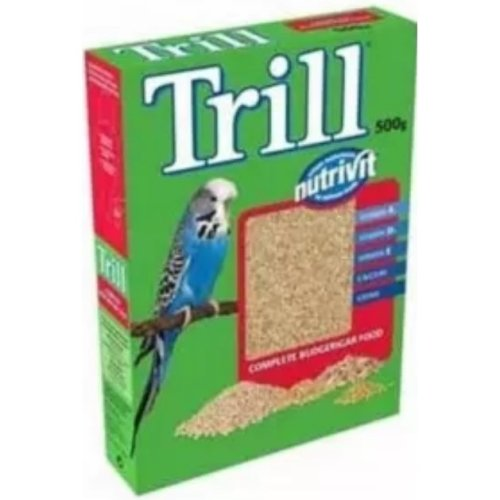 Trill complete budgerigar food