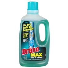 Johnson Wax Drano Max Build-Up Remover  70240 - Pack of 4