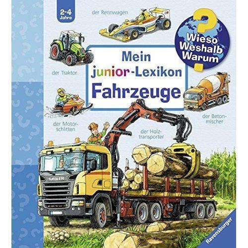 Mein junior-Lexikon: Fahrzeuge