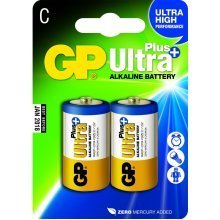 GP Batteries Ultra Plus Alkaline C Alkaline 1.5V non-rechargeable battery