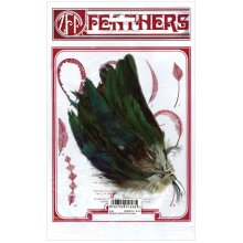 Strung Coque Feathers-Natural