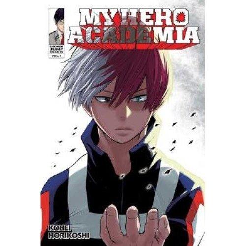 My Hero Academia: Vol. 5