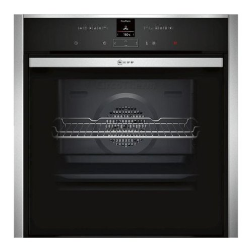 NEFF B57CR22N0B Slide&Hide Electric Oven | Built-In Single Oven