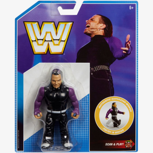 WWE Retro - Series 8 - Jeff Hardy Figure