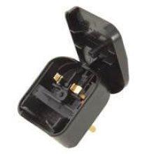 Euro Converter Plug (ECP) Black