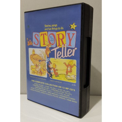 Story Teller - Complete Collection on 12 CD