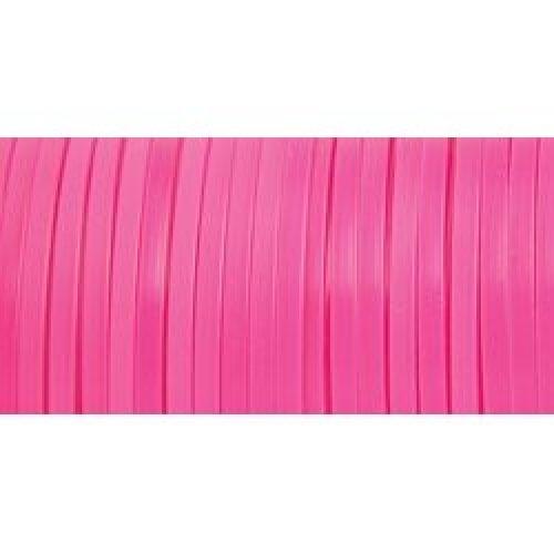 """Rexlace Plastic Lacing .0938""""X100yd-Neon Magenta"""