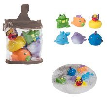 B-Friends Bath Toys 6 Pack