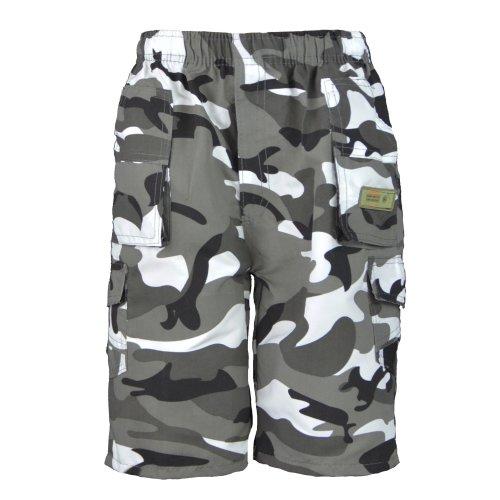 Boys Multipocket Shorts
