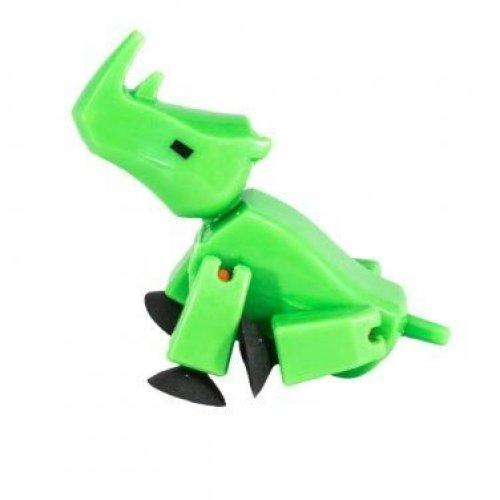 Stikbot Safari Pets - Green Rhino