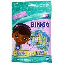 Disney Doc McStuffins On-the-Go Bingo Game