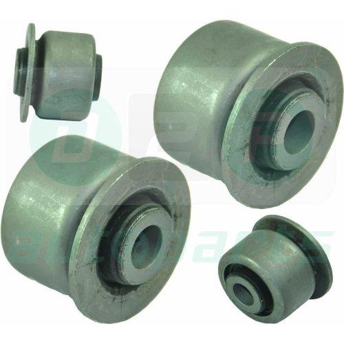 2x FRONT PIVOT ARM AXLE BUSH REPAIR HUB CARRIER FOR CITROEN C5 MK3 C6 365604