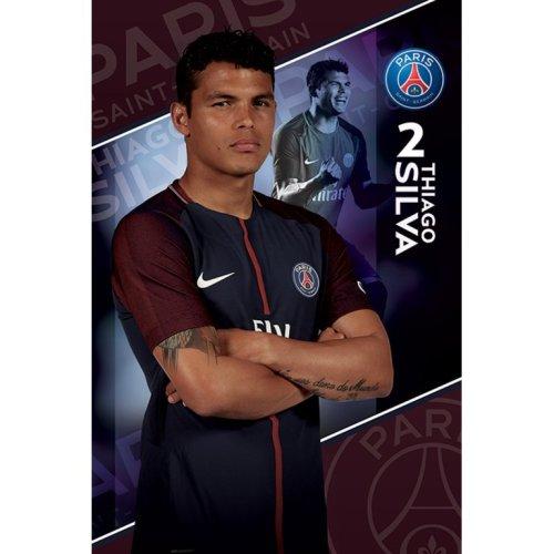 Poster PSG Silva 2017/2018
