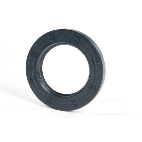 4x12x6mm Oil Seal Nitrile Single Lip With Spring