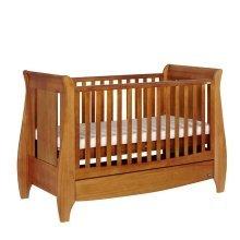 Tutti Bambini Lucas Cot Bed - Oak