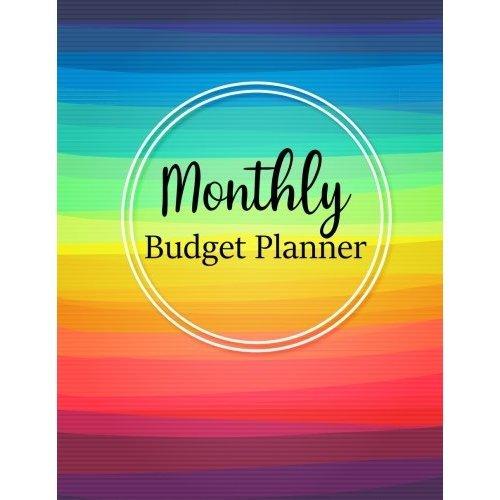 Monthly Budget Planner: Weekly Expense Tracker Bill Organizer Notebook Business Money Personal Finance Journal Planning Workbook size 8.5x11...