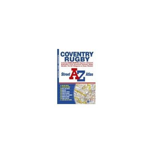 Coventry Street Atlas (A-Z Street Atlas)
