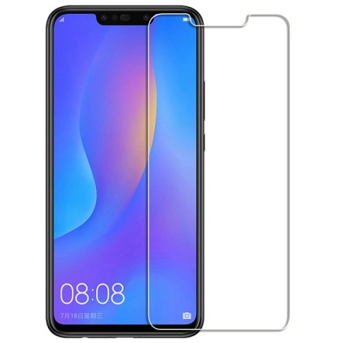 iPro Accessories Huawei P20 Lite Screen Protector, Huawei P20 Lite Tempered Glass, [Glass Protector] [Clear] [9H Hardness] [Transparent] [Glass]
