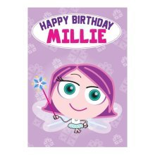 Birthday Card - Millie