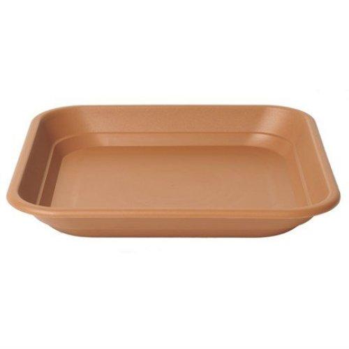 Stewart Garden Balconnière Square Tray - To Fit 40cm Balconnière Pot - Terracotta (2150034)