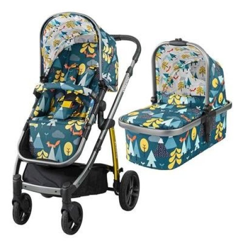 Cosatto Wow Pram and Pushchair (Fox Tale)