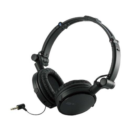 Elecom Xcalgo Overhead Headphones - Black