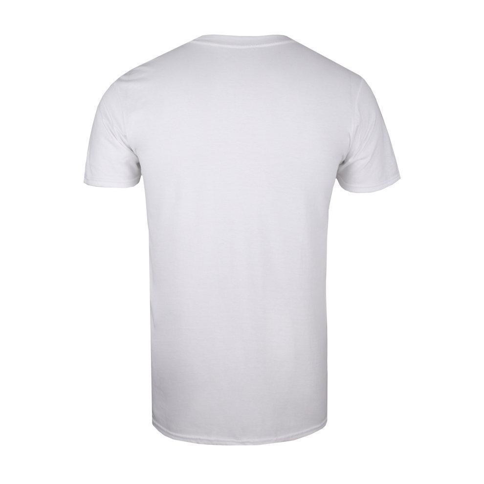 0ea2dece ... Marvel Spiderman Poly Mens T-shirt White - 1 ...