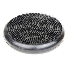 CanDo Inflatable Vestibular Balance Disc, 13.8 diameter, Black