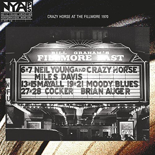 Neil Young and Crazy Horse - Live at the Fillmore East [CD]