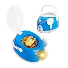 MINI Home Appliance Model Toys Kids Electronic Toys Play Toys(Rice cooker)