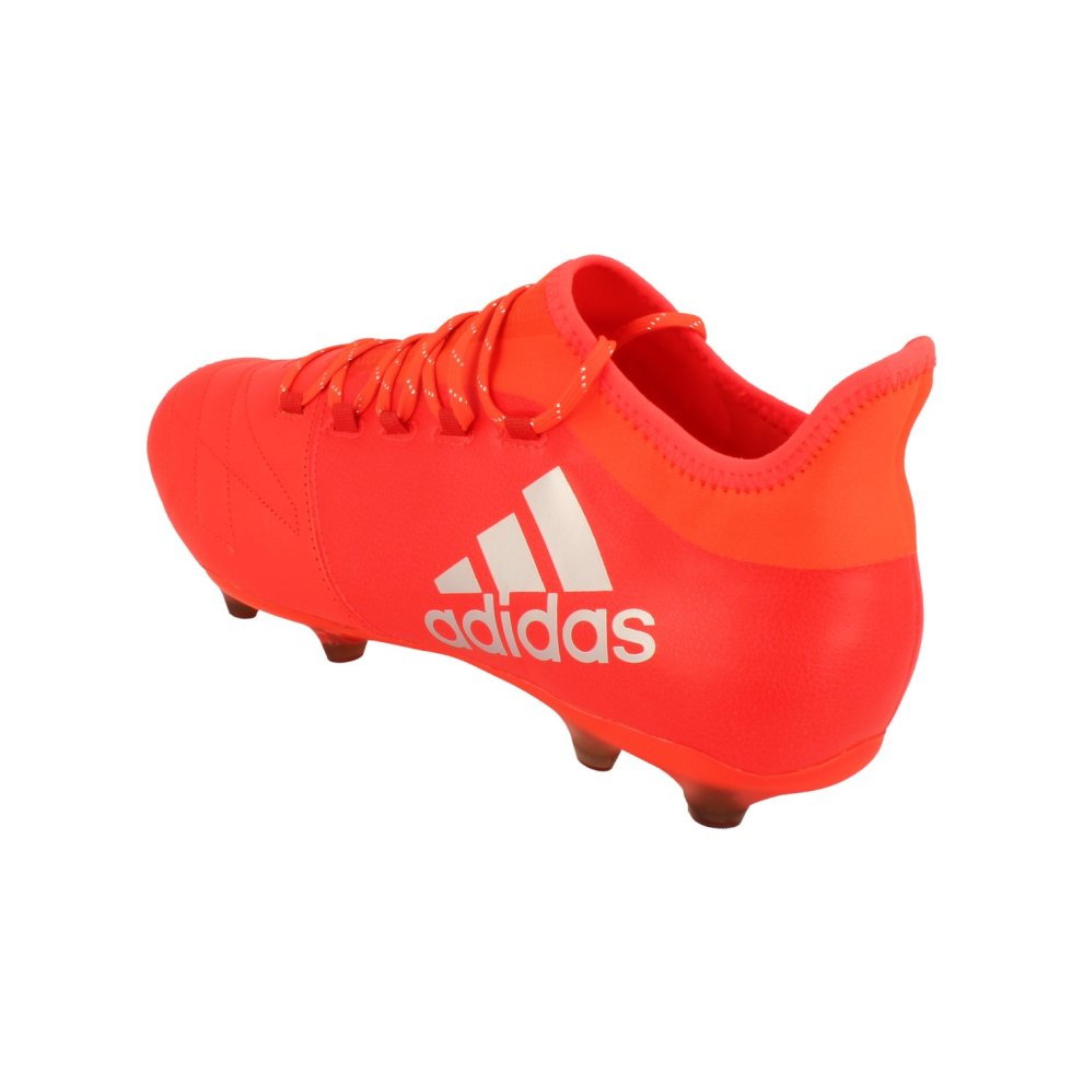 684bea06c ... Adidas X16.2 FG Leather Mens Football Boots Soccer Cleats - 1 ...