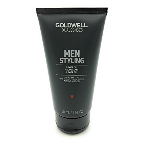 Goldwell Dualsenses Men Styling Power Gel For All Hair Types Strong Hold Energy Boost 4oz