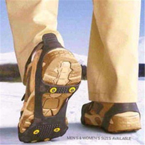 No Slip Ice Grip shoes