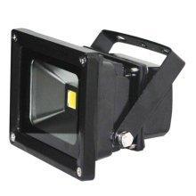 Eagle Waterproof IP65 Black Flood Light Warm White