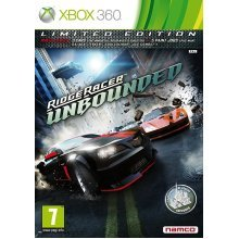 Ridge Racer Unbounded Limited Edition Xbox 360