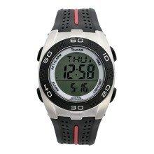 Acctim 60163 Hablando Talking LCD Wristwatch on Silicon Strap