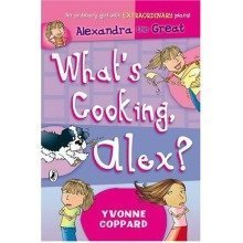 What's Cooking, Alex? (alexandra the Great)