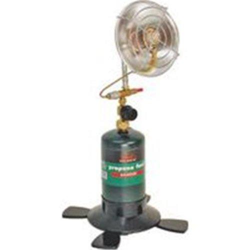 Texsport Heater Propane 4-6 Hr Brn 1 Lb 14215