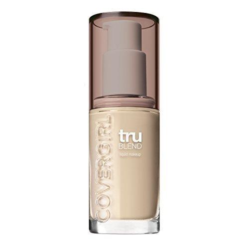 COVERGIRL Trublend Liquid Makeup Creamy Natural L5 1 Fl Oz, 1.000-Fluid Ounce