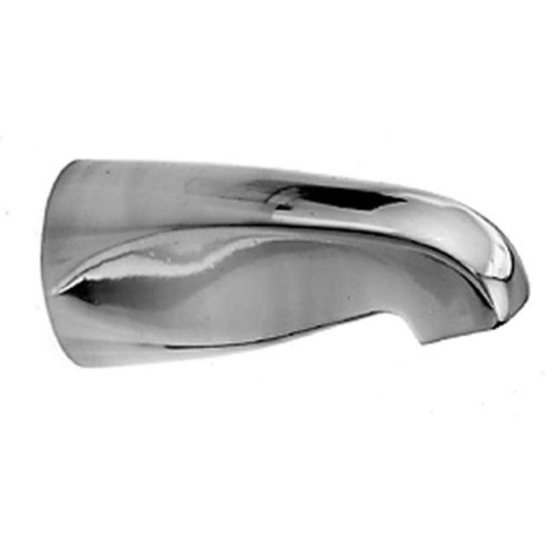 Westbrass D310-01 5.5 in. Brass Tub Spout - PVD Polished Brass