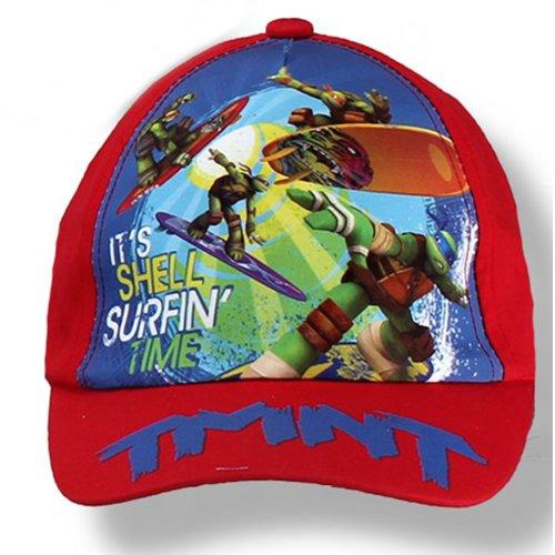 Turtles Baseball Cap - Red