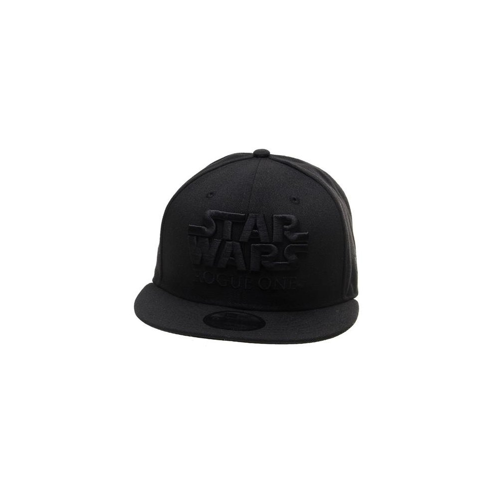 New Era 9FIFTY Star Wars Rogue One Snapback Cap - Black on OnBuy fa6c09a7ce89
