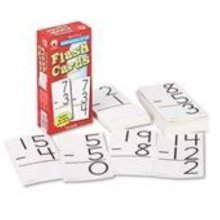 Carson-Dellosa Subtraction 0-12 Flash Cards CD3931