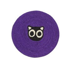 [Lovely Cat] Pet Toy- Cat Scratching Pad/Board,Cat Mat,Violet (38.5*35.5cm)