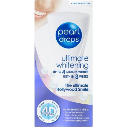 Pearl Drops Tooth Polish Hollywood Smile 50ml
