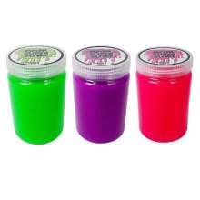 Neon Slime Putty Large 500ml Tub Squishy Gooey Goo Stress Relief Kids Adults Toy Colours Sent At Random
