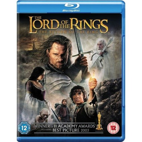 The Lord of the Rings: the Return of the King